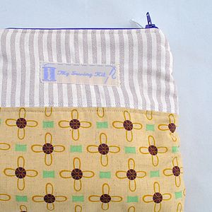 Sewing Kit Craft Bag - gifts for children to give