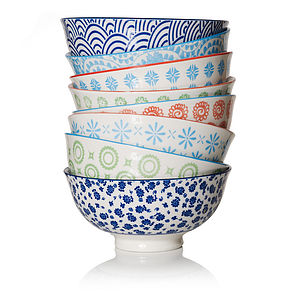Japanese Blossom Bowl - kitchen