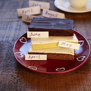 Year Of Cake - best wedding gifts