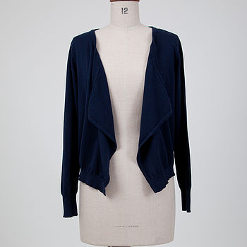Sweetie Pie Cardigan Navy