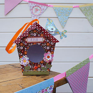 Bird House Party Or Wedding Favour Kit