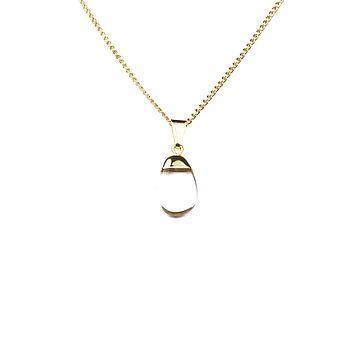 Healing Mini Quartz Semi Precious Pendant