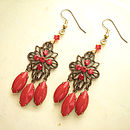 Fire Earrings