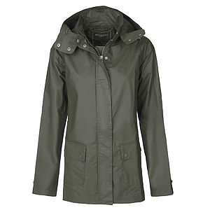 Waterproof Rain Jacket - jackets & coats