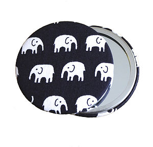 Elephant Parade Compact Mirror - beauty accessories