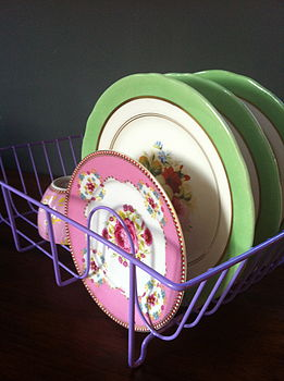 Plate Drying Rack