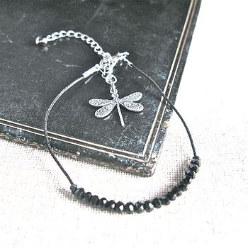 Dragonfly Friendship Bracelet