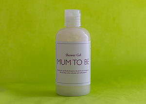 Mum To Be Shower Gel - mother's day gifts