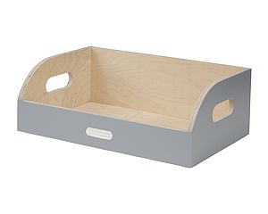 High Sided Storage Tray