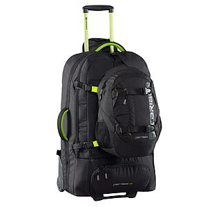 Fast Track 85 Wheeled Rucksack - bags & purses