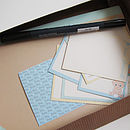Baby Boy Memory Journal Kit