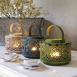 Oriental Lantern - outdoor lights