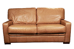 Epperstone Luxury Leather Sofa Range - living room