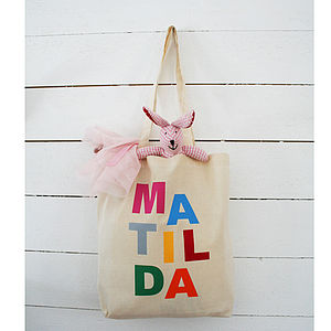 Personailsed Child's Bag - children's accessories