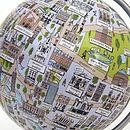 London Night Light Globe