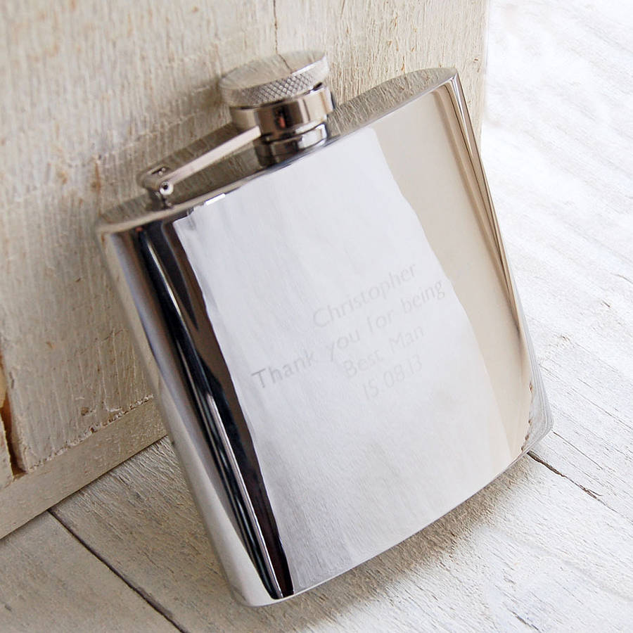 d51c9f013324 personalised hip flask by highland angel