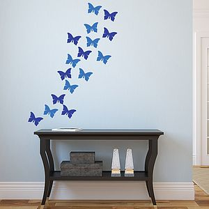 Butterflies Vinyl Wall Stickers