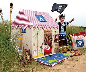 Pirate Shack Playhouse