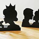 'Kiss A Frog' Bookends
