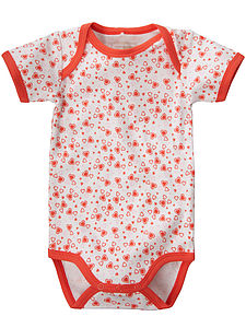Two Pack Valerie Newborn Bodysuits