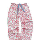 Older Girl's Floral Jersey Lounge Pant
