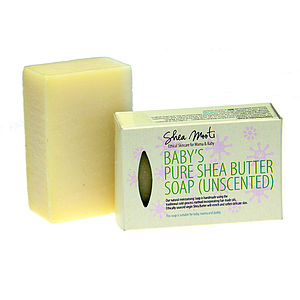 Baby's Pure Shea Butter Soap