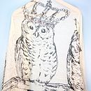 King Owl Scarf