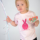 Personalised Child's Animal T Shirt