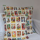 Mexican La Lotteria Cushion Cover