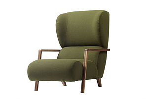 Papa Lounge Chair - furniture