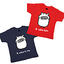 Boy's T Shirt Set