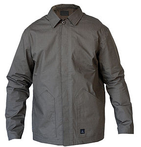 Dunderdon Poplin Jacket - coats & jackets