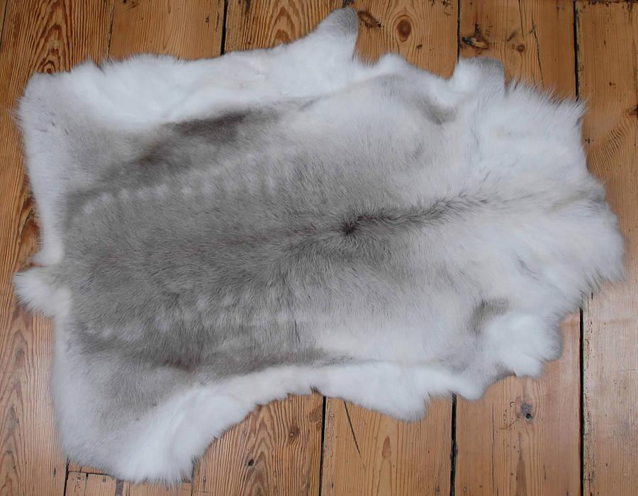 Reindeer Skin Rug By Emilyhannah Ltd Notonthehighstreet Com