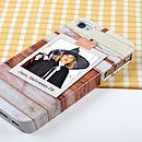 Personalised Pastel Photo Case For IPhone
