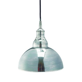 Antique Metal Hanging Lamp By Nordal