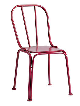 Nordal Downtown children's chair hot pink - 16643