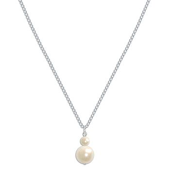 Angel Freshwater Pearl Pendant Necklace