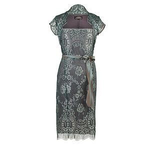 Reef And Teal Olivia Lace Dress