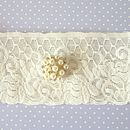 Thumb new lace simply lace bridal garter