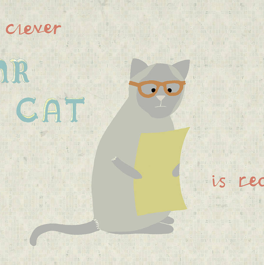 cat character childrens birthday card by lil3birdy – Birthday Cards Children