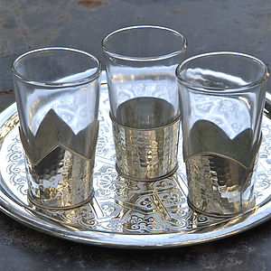Set Of Shot Glasses - cups & saucers