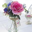 Rose Silk Posy