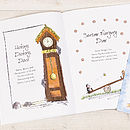 Personalised Gift Boxed Book Of Nursery Rhymes