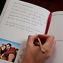 Love Stories Inside Pages