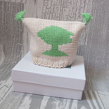 Bamboo Baby Tree Hat
