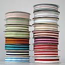 Stripe Grosgrain Ribbon 10 Metres