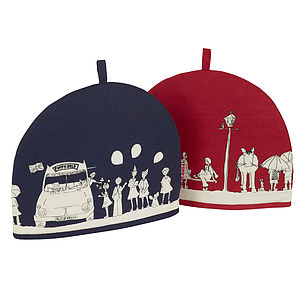 Eva Print Tea Cosy - kitchen accessories