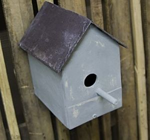Handmade Bird Box