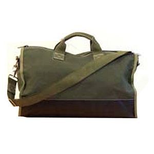 Canvas Weekend Bag - bags & luggage