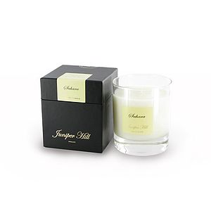 Sahara Scented Candle - candles & candlesticks